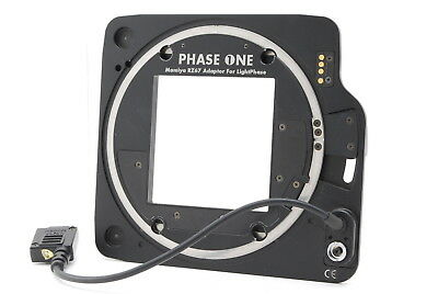 【EXC+++++】PHASE ONE MAMIYA RZ67 Adapter for LightPhase P20 P25 P45 Hasselblad V