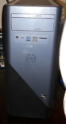 DELL INSPIRON 5675 Gaming Desktop PC Chassis+Case+Motherboard+PSU+DVDRW+Fan
