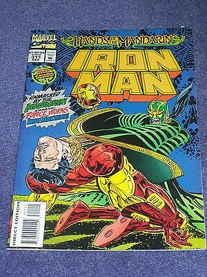 Iron Man #311, VF+, 1994, see others and Combine shipping, $3