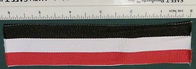 WW1 WWI Imperial German Replacement Medal Ribbon 6 in. Germany Medals WWII WW2