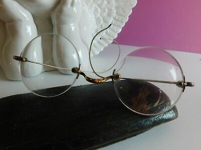 1 Antike Brille + mit Etui + original GehrOptik, Photo, Mittelstrass, Magdeburg,
