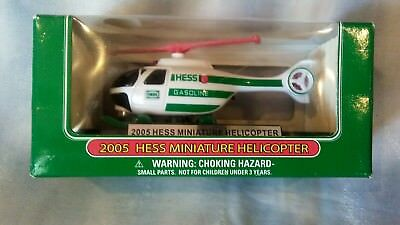 Hess 2005 Hess Miniature Helicopter