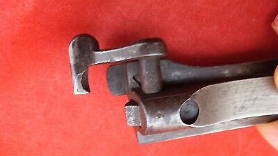 Very Early Springfield Trapdoor Model 1873 Breech Block
