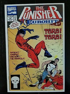 The Punisher #68 (Aug 1992, Marvel) NM 9.8 Combined Shipping