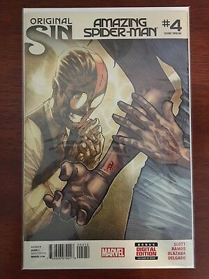 The Amazing Spider-Man #4 Marvel First 1st Appearance Of Silk Second 2nd Print