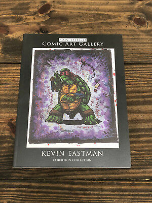 TMNT SDCC Kevin Eastman Exhibition Collection - San Diego Comic Con - New