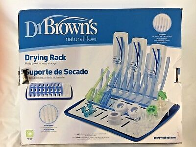 DR Brown's Natural Flow Drying Rack Open Box
