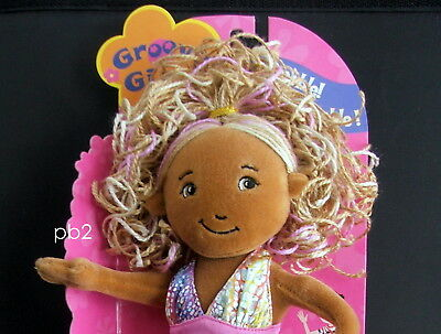 groovy girls BRANDICE POSABLE 13 inches NWP 2007