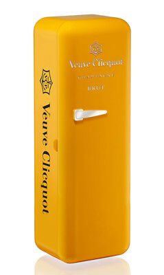Veuve Cliquot Fridge Box Carry Case Picnic Refrigerator Cooler