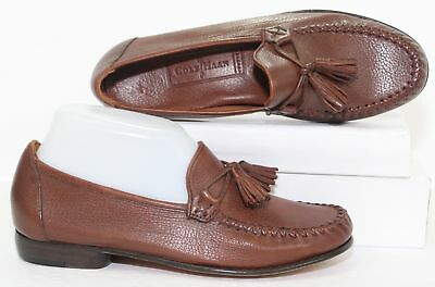 4fbdb7423e5 Cole Haan Country Womens Brown Leather Tassel Loafers Shoes Flats Size 6 B  (US)
