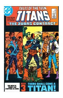 Tales of the Teen Titans #44 1st Appearance Of Nightwing