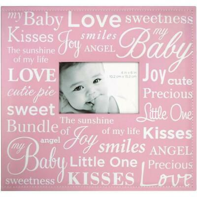 12x12 MBI Expressions Post Bound Album with Window Baby Pink