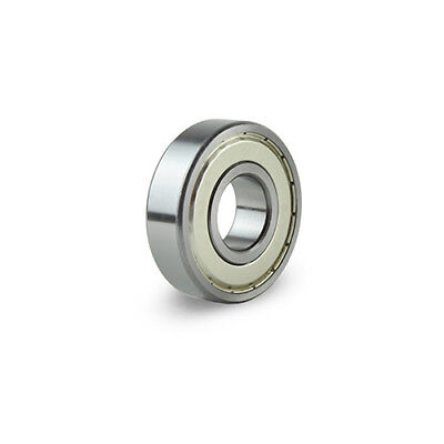 100PC Premium 608 ZZ ABEC3 Metal Shielded Deep Groove Ball Bearing 8 x 22 x 7mm