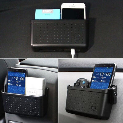 Car Accessories Unique Organizer Hanging Storage Box Bag Pouch For Mobile Phone