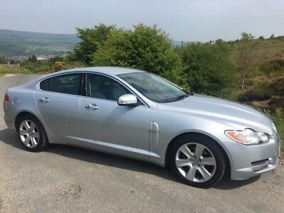 2008 Jaguar XF 2.7 TD Premium Luxury, salvage,spares or repair