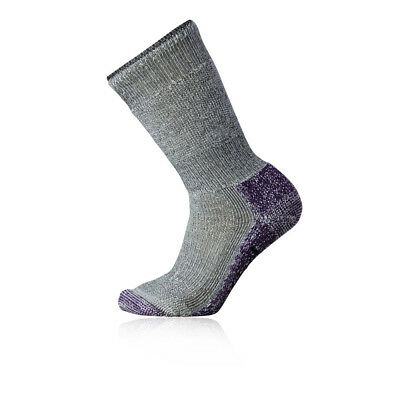 Smartwool Mujer Smartwool Mountaineering Extra Entrenar Deporte Calcetines Gris