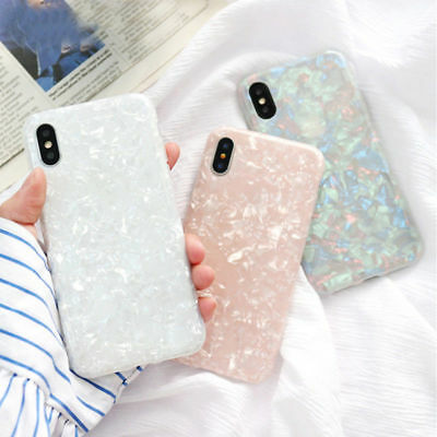For iPhone Xs Max Xr X 6 6S 7 8 Plus Soft Silicone Shell Shockproof Phone Case