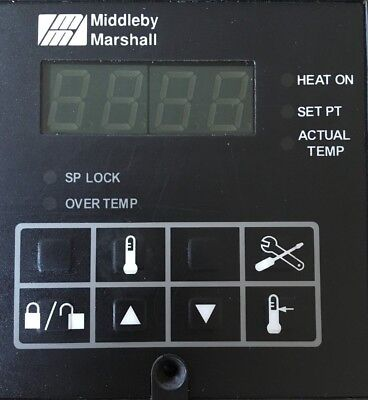 temperature controller,middleby marshall,Lincoln,Blodgett,Zanolli,CTX,conveyor