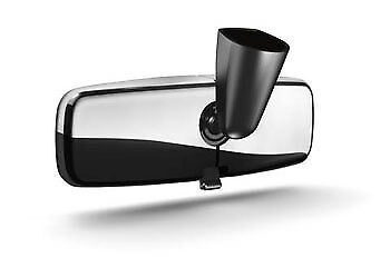 Genuine Peugeot 308 Chrome Finish Rear View Mirror Shell - 1612846880
