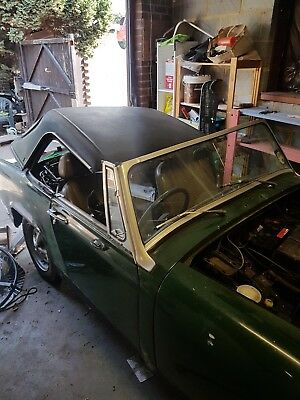 mg midget for spares or repair