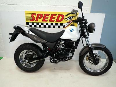 Hyosung Rt 125 D £2299 + Otr Charges