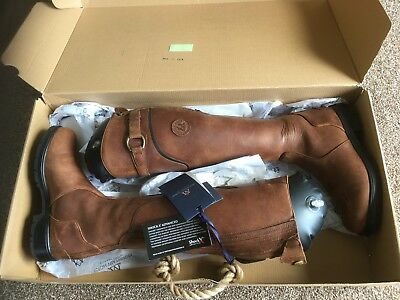 Ladies Mountain Horse Spring River long boots
