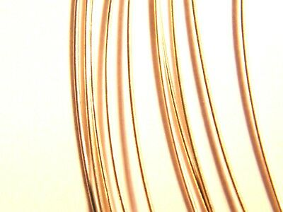 Jewellers 9ct Gold Easy Solder Wire  50mm Length Jewellery Repair Assay Quality