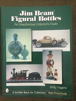 A Schiffer Book for Collectors Paperback Jim Beam Figural Bottles 2000
