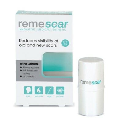 Remescar 5.4g Stick SPF 15 - Reduces Visibility Of Old & New Scars