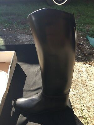 "Mens "" Cavallo "" Riding Boots Size 9"