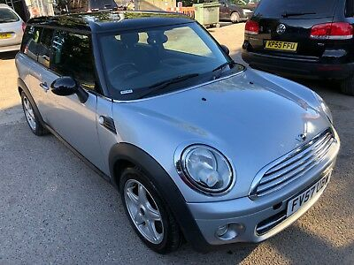 57 Mini Cooper Clubman 1.6 D ** £20 P/a Tax, Fabulous Looking Thing, Nice Spec