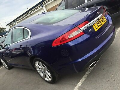 09 Jaguar Xf 3.0 V6 240 Luxury Stunning Colour, Leather,climate,alloys,cruise