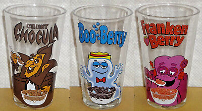 FUNKO GENERAL MILLS AD ICON HALLOWEEN MONSTER CEREAL 16oz DRINKING GLASS CUP NEW