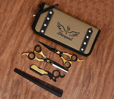 "6.5""Professional Hairdressing Barber Salon Hair Cutting Thinning Scissors Shear"