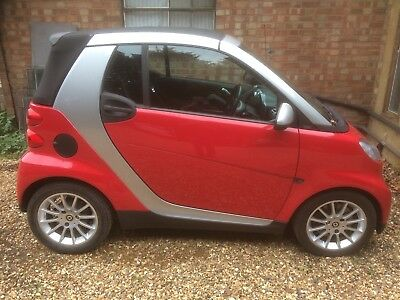 Smart Car,passion ,mhd, 21,000 ,miles ,2009, Leather, Convertible,air Con