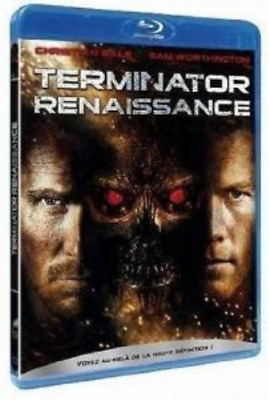 Terminator Salvation - (UK IMPORT) BLU-RAY NEW