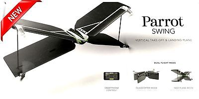 NEW Parrot Swing Quadcopter Minidrone with Camera (Controller not included)