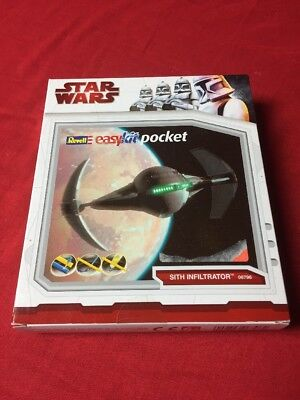 Revell Star Wars Easy Kit Pocket Sith Infiltrator