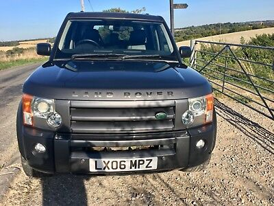 2006 Landrover Discovery 3 Hse No Reserve Auction