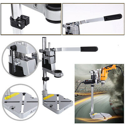 Drilling Metal Base Drill Holder 43mm Workbench Drill Stand Bench Press Stand
