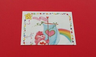 Vintage 1985 Panini Care Bears Sticker #165