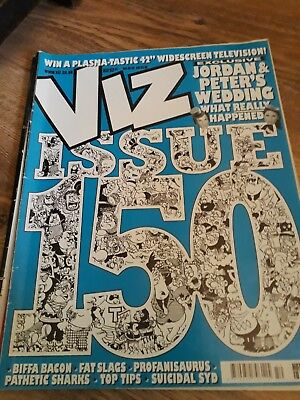 Collection of 53 Viz magazines from issue 149 -221 including 150 180 199 and 200