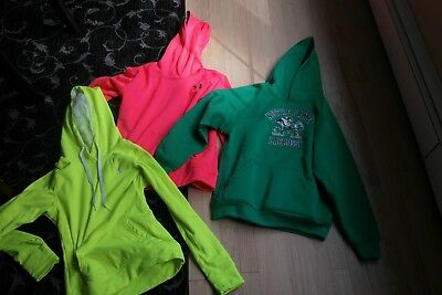 Under Armour, etc. Girls Clothes Lot, Size 14-16 Hoodies