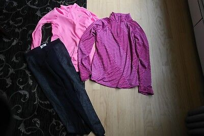 Nike, Under Armour, Gilly Hicks Girls Clothes Lot, Size XS