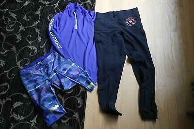 Under Armour, Abercrombie & Fitch Girls Clothes Lot, Size 14-16