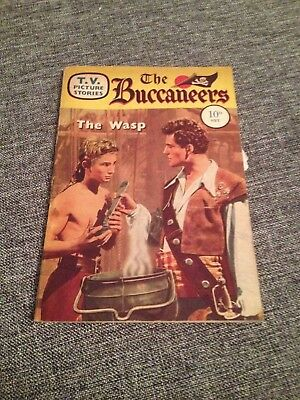 Tv Picture Library The Buccaneers - The Wasp 1959 Pearson