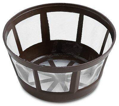 Reusable Coffee Filter Plastic - For 8 cup coffee maker