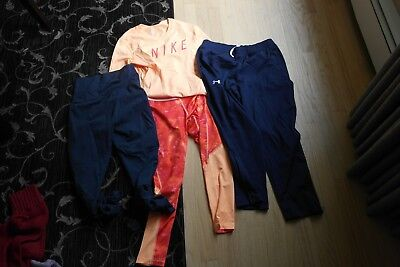 Under Armour, Nike Girls Clothes Lot, Size 14-16