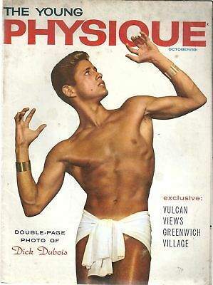The Young Physique Vol.1 No.5 Oct 59 / Us Version / Gay, Vintage, Physique