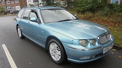 Rover 75 Club Se 2.0 Cdti Tourer Estate 2004 53 Reg, 1 Owner From New...